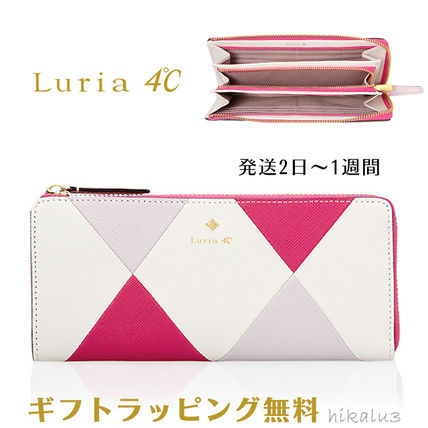 Argile Long Wallets
