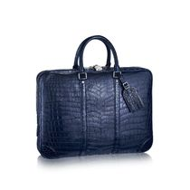 Louis Vuitton Crocodile Other Animal Patterns Business & Briefcases