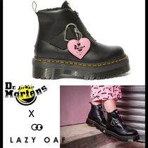 LAZY OAF Heart Boots Boots