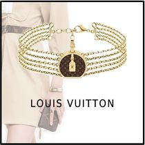 Louis Vuitton 2019-20AW MINI LV BRACELET gold one size bracelets