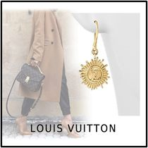 Louis Vuitton 2019-20AW PLACE VENDÔME EARRINGS gold free earrings