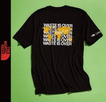 THE NORTH FACE Street Style Collaboration Short Sleeves T-Shirts