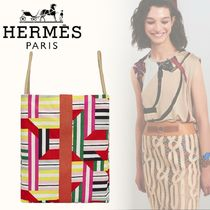 HERMES Casual Style Bags