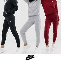 Nike Sweat Street Style Plain Long Sweatpants