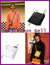 ANDERSSON BELL Unisex Street Style Messenger & Shoulder Bags