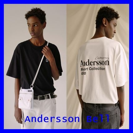 ANDERSSON BELL More T-Shirts Unisex Street Style Short Sleeves T-Shirts