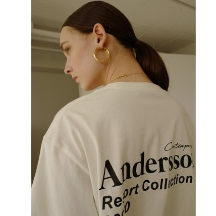 ANDERSSON BELL More T-Shirts Unisex Street Style Short Sleeves T-Shirts 3