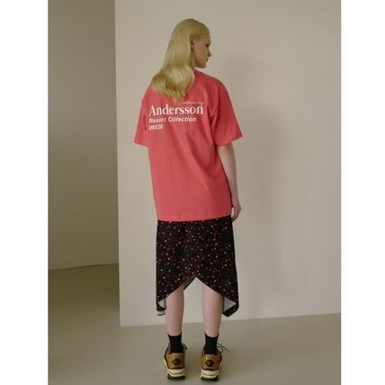 ANDERSSON BELL More T-Shirts Unisex Street Style Short Sleeves T-Shirts 15
