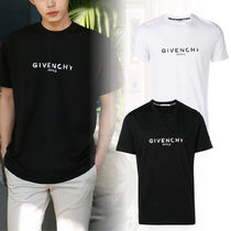 GIVENCHY Unisex Cotton Short Sleeves Vests & Gillets