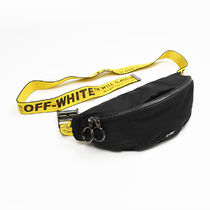 Off-White Street Style Plain Bags