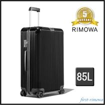 RIMOWA ESSENTIAL Unisex 5-7 Days Soft Type TSA Lock Luggage & Travel Bags
