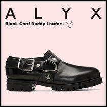 ALYX Loafers Leather Loafers & Slip-ons