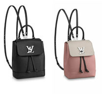 Louis Vuitton LOCKME Backpacks