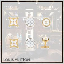 Louis Vuitton MONOGRAM Street Style Watches & Jewelry