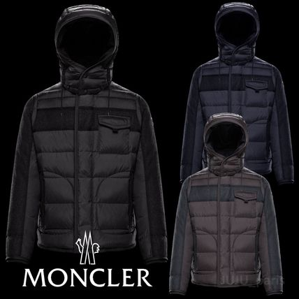 8d1a3a140 MONCLER RYAN 2019-20AW Plain Down Jackets