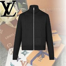 Louis Vuitton Short Wool Jackets