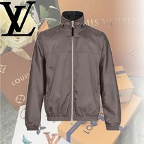 Louis Vuitton Short Nylon Jackets