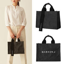 MARHEN.J Casual Style Street Style 2WAY Plain Shoulder Bags
