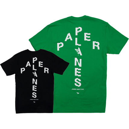 Pullovers Street Style T-Shirts