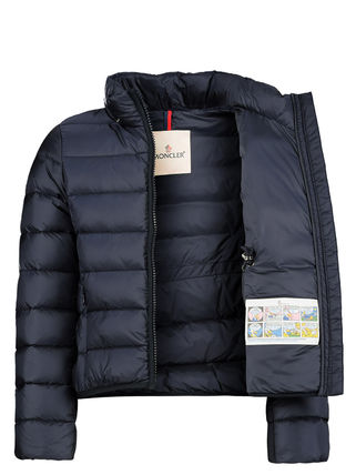 MONCLER More Kids Girl Outerwear Kids Girl Outerwear 10