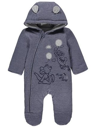 Unisex Collaboration Baby Girl Outerwear