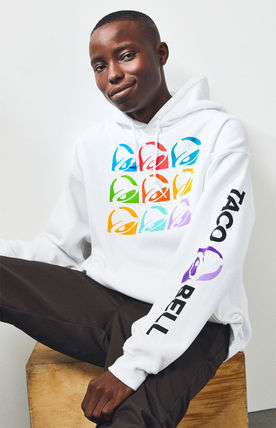 Sweat Street Style Collaboration Long Sleeves