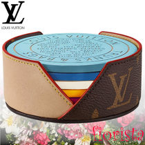Louis Vuitton Unisex Blended Fabrics Home Party Ideas Kitchen & Dining