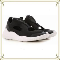 alexander mcqueen Rubber Sole Casual Style Low-Top Sneakers