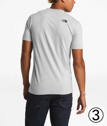 THE NORTH FACE Crew Neck Crew Neck Short Sleeves Crew Neck T-Shirts 7