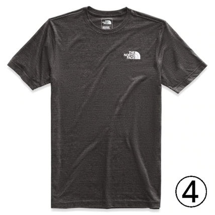 THE NORTH FACE Crew Neck Crew Neck Short Sleeves Crew Neck T-Shirts 9