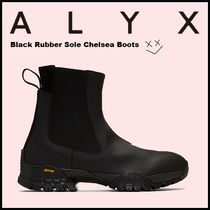 ALYX Plain Leather Chelsea Boots Chelsea Boots