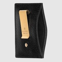 GUCCI GG Marmont Gg Marmont Leather Money Clip