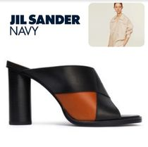 JIL SANDER NAVY Bi-color Sandals Sandal