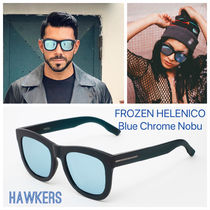 Hawkers Unisex Street Style Square Sunglasses
