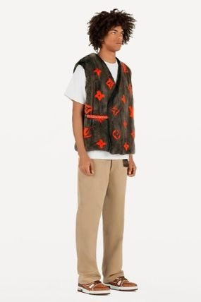 Louis Vuitton Vests & Gillets Monogram Vests & Gillets 4