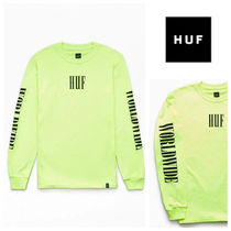 HUF Long Sleeves Long Sleeve T-Shirts