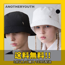 ANOTHERYOUTH Unisex Bucket Hats Wide-brimmed Hats