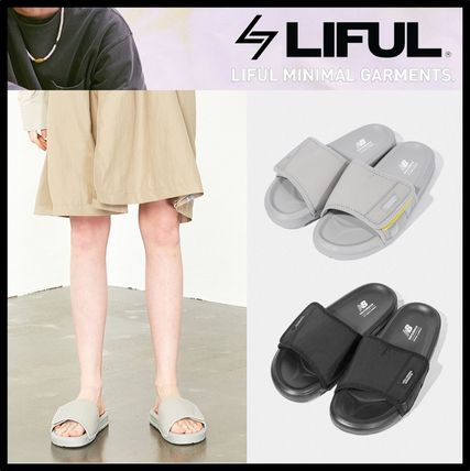 Unisex Street Style Shower Shoes Sports Sandals