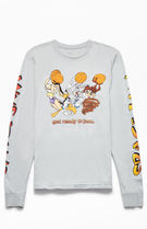 PacSun Crew Neck Street Style Collaboration Long Sleeves Cotton