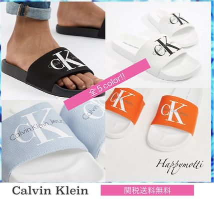 Street Style Shower Shoes Logo Shower Sandals