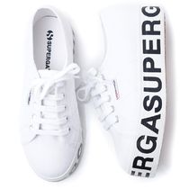 SUPERGA Casual Style Low-Top Sneakers