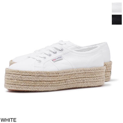 nuovo di zecca c348c 08f35 SUPERGA 2019 SS Casual Style Low-Top Sneakers