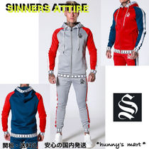 SINNERS ATTIRE Street Style Top-bottom sets