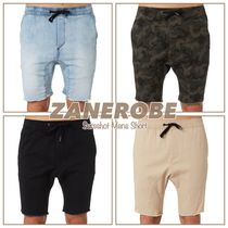 Ron Herman Camouflage Plain Shorts