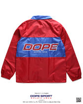 DOPE couture More Jackets Unisex Nylon Street Style Bi-color Windbreaker Logo Jackets 16