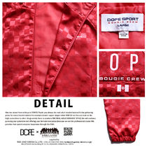 DOPE couture More Jackets Short Monogram Unisex Nylon Street Style Windbreaker Logo 14