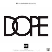DOPE couture More Jackets Short Monogram Unisex Nylon Street Style Windbreaker Logo 15