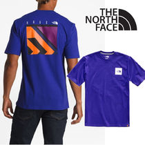 THE NORTH FACE Crew Neck Short Sleeves Crew Neck T-Shirts