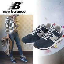 New Balance 996 Suede Low-Top Sneakers