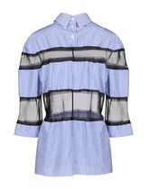 Maison Martin Margiela Stripes Cotton Shirts & Blouses